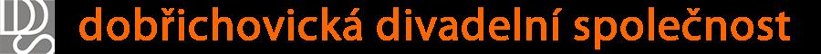 Dobřichovická divadelní společnost Logo